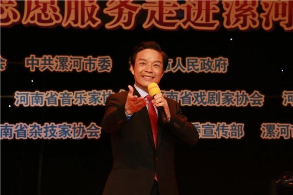 演唱豫剧《村官李天成》选段《吃亏歌》-喜迎十九大系列文艺活动 图片